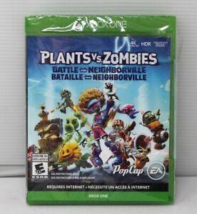 Plants Vs. Zombies: Battle for Neighborville (Xbox One) - NEW (Read Description)