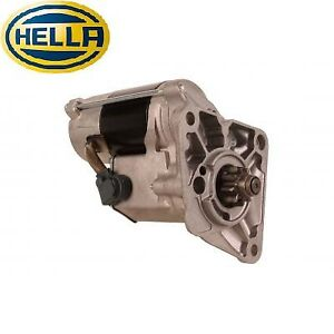 Genuine HELLA Starter Motor Land Rover Defender & Discovery TD5 2.5 1998-2006