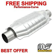 "MagnaFlow 2.25"" Heavy Loaded Catalytic Converter OBDII 99005HM"