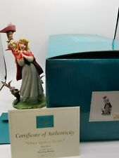 Wdcc Disney Sleeping Beauty Briar Rose Once Upon a Dream w Box and Coa