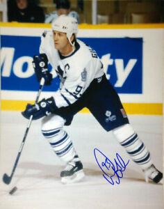 Doug Gilmour Autographed Signed 8x10 Photo ( Maple Leafs ) REPRINT