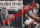 Paris Match n°488 du 16/08/1958 Saint-Tropez Soraya Peter Collins Nurburgring
