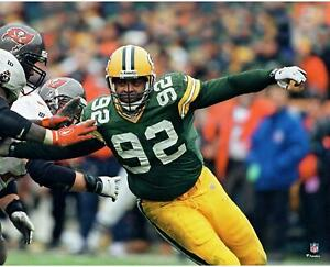 "Reggie White Green Bay Packers Unsigned 16"" x 20"" Photo - Fanatics"