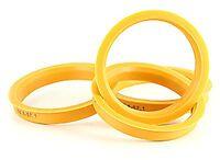 Alloy Wheel Hub Centric Spigot Rings 63.4 - 57.1 Wheel Spacer Set of 4