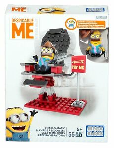 Moche et Méchant Me - Chair-O-Matic Kit Dky84 Mega Bloks
