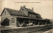 CPA Bully-Grenay-La Gare, vue intérieure (268482)
