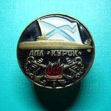 Russisches Abzeichen - Atom U-Boot - APL - Kursk
