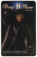 Boyz II Men R&B Band: Nathan Morris. Promo For Evolution Album Phone Card