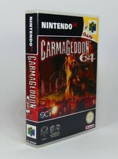 Carmageddon Nintendo 64 N64 Video Game Complete