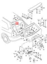 Genuine Securing Clip Lower X5 VW AUDI SEAT Bora Variant 4Motion 1H5827905