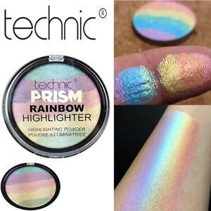 Original Technic Prism Unicorn Rainbow Highlighter Baked Shimmer Powder
