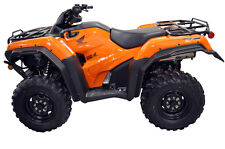 HONDA RANCHER DCT IRS EPS ATV TRX 420 OVER FENDERS FLARES MUD GUARDS CUSTOM FIT