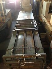 Maren Model 42 Horizontal Bale Press with Manual Controls in Working Condition