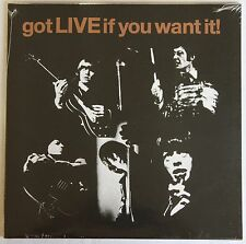 The Rolling Stones got live if you want it Record Store Day / Disquaire Day