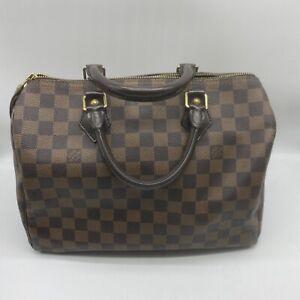Louis Vuitton   Speedy 30 aus Canvas   gut erhalten