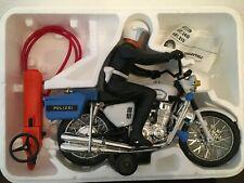 RE-EL, Großes Polizei Motorrad, Honda 750, 70`er, OVP, neuwertig, GAMA, Schuco