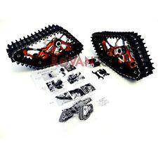 1/5 Scale Rovan Snow Crawler Catepillar Tracks Fits HPI Baja 5B SS 5T King Motor