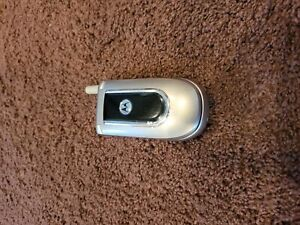 *Missing Cord* Motorola V series V170 - Silver (TracFone) Cellular Phone