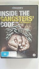 Inside The Gangsters' Code [ 2 DVD Set ] Region 4, FREE Next Day Post from NSW