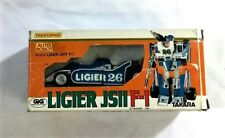 1980 Takara Transformers Diaclone Mirage Ligier JS11 Complete Weapons Boxed
