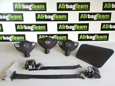 Nissan Juke Airbag Kit Set 2011 - Onwards Driver Passenger Pod Seatbelts ECU RHD