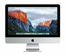 "Apple iMAC ME699LL/A 21.5"" Intel i3-3225 3.3GHz 4GB 500GB"