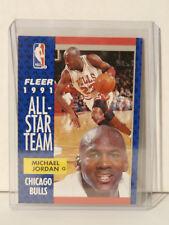 1991-92 Fleer - Michael Jordan #211 - NBA