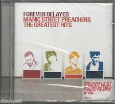 MANIC STREET PREACHERS - Forever delayed - CD SIGILLATO