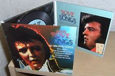 "ELVIS PRESLEY CD ""LOVE SONGS"" 2012 BEST GREATEST HITS 1979 LP ALWAYS ON MY MIND"