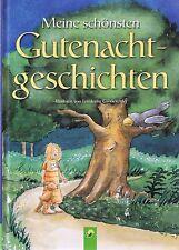 Bilderbuch mit Gute-Nacht-Geschichten in Gebundener Ausgabe