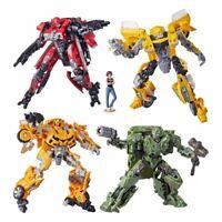 Transformers Buzzworthy Bumblebee Studio Series Deluxe Action Figures 2021 Wave