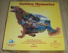 Sunsout Golden Memories Puzzle 900 Piece