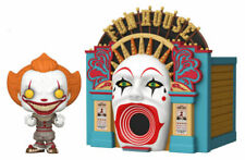 Funko Pop! Movies: IT - Demonic Pennywise & Funhouse Vinyl Figure