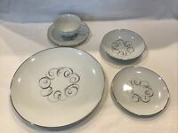 Style House Fine China RHYTHM Japan 5 PIECE PLACE SETTING
