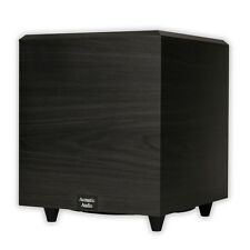 "NEW 10"" Powered Subwoofer Speaker.400w.Home Theater.Bass.Built in Amplifier.sub"