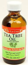 Aceite Esencial 100% Puro Natural Árbol de Té Antiséptico Acné, Manchas