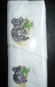 KOALA  HAND TOWEL & FACE WASHER- BRAND  NEW