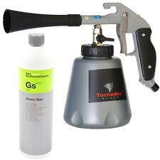 Tornador Black Z-020S Druckluft Reinigungspistole + 1L Koch Chemie Green Star