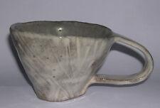 Olivia Jeffries Studio Art Pottery - Stoneware Impressionist Style Designer Cup