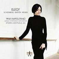 Pina Napolitano - Elegy - Schoenberg, Bartok and Krenek [CD]