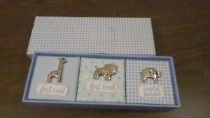 Child's Kids Keepsake Box Set, First Tooth, Curl, Hospital Bracelet, Baby Boxes