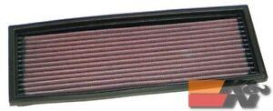 K&N Replacement Air Filter For PEUGEOT 106 GTI 1.6 1996 33-2772