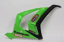 01/17 Kawasaki ZX10R ZX10-R NINJA desde 11- Revestimiento lateral derecho