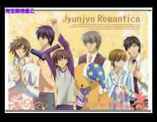 Junjou Junjo Romantica Pure Romance Home Decor Anime Japan Poster Wall Scroll 2