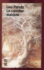 10/18. LEO PERUTZ: LE CAVALIER SUEDOIS. 1993.