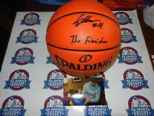 Lauri Markkanen Chicago Bulls Autographed Signed NBA Basketball INSCRIBED