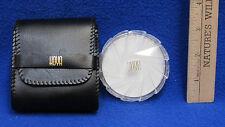 Hoya 55mm Close Up Filter Set Includes 1 2 & 4 Plus 2 Cases Japan