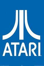 ATARI ~ LOGO 24x36 Video Game POSTER Arcade NEW/ROLLED!