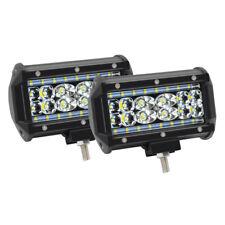 5 Inch 84W LED Work Flood Spot Car Roof Light 12V Road Truck Boat SUV Lamp