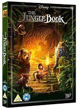 The Jungle Book (2016) [DVD]